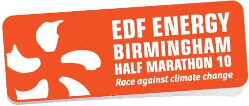 brum half marathon