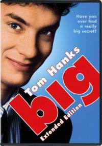 Big Tom Hanks Dvd Cover Art Bournville Harriers