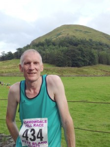 fell race - dave harte