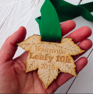 Leafy Medal