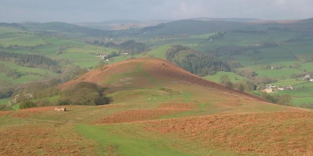 hegest ridge