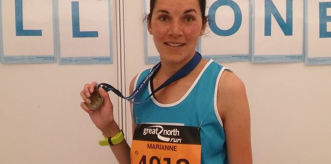 marianne-great-north-run