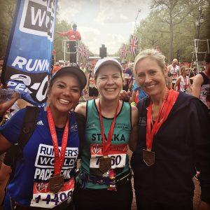Stacey Marston - London Marathon