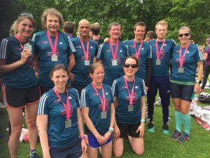 London 10,000 Team, 2017