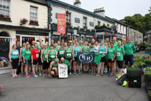 BvH and Newbridge AC