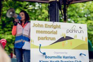 John Enright parkrun