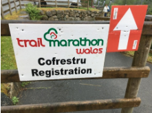 Trail Marathon Wales