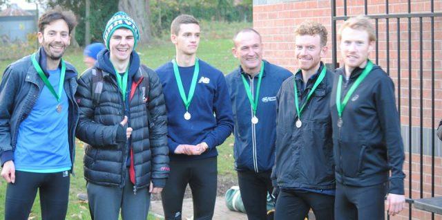 Men Silver Medallists