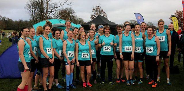 League Race 2 - Women
