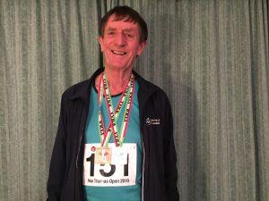 Barrie Gold Medallist