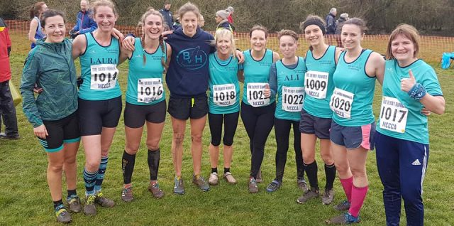 Women's Team XC Champs
