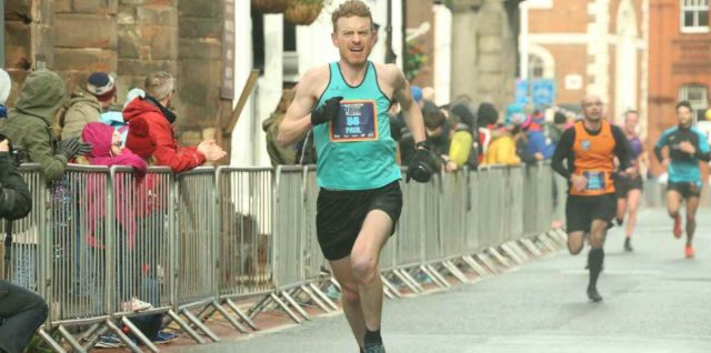Paul Thompson Chester 10k