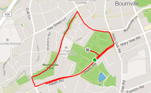 Beginners 5km Route