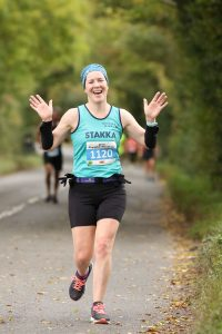 Abingdon Marathon - Stacey Marston