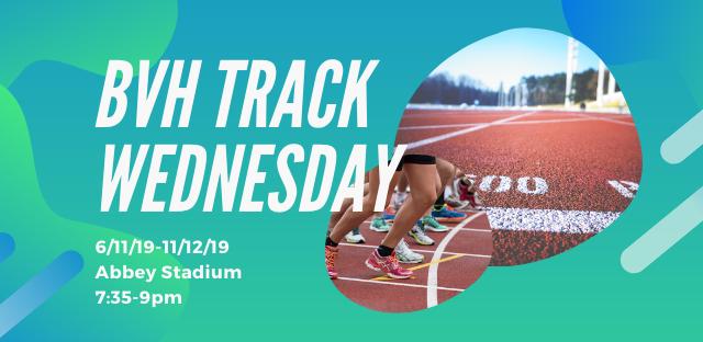 Track Wednesdays