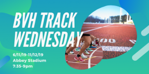 Track Wednesdays