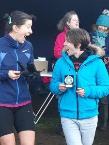 Warwickshire XC Masters Women Team Bronze