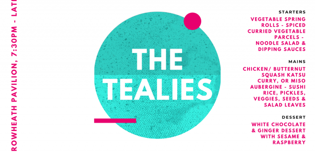 The Tealies