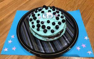 Rachel P's Winning Bake