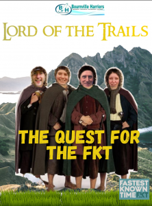 Lord of the Trails - Quest for the FKT